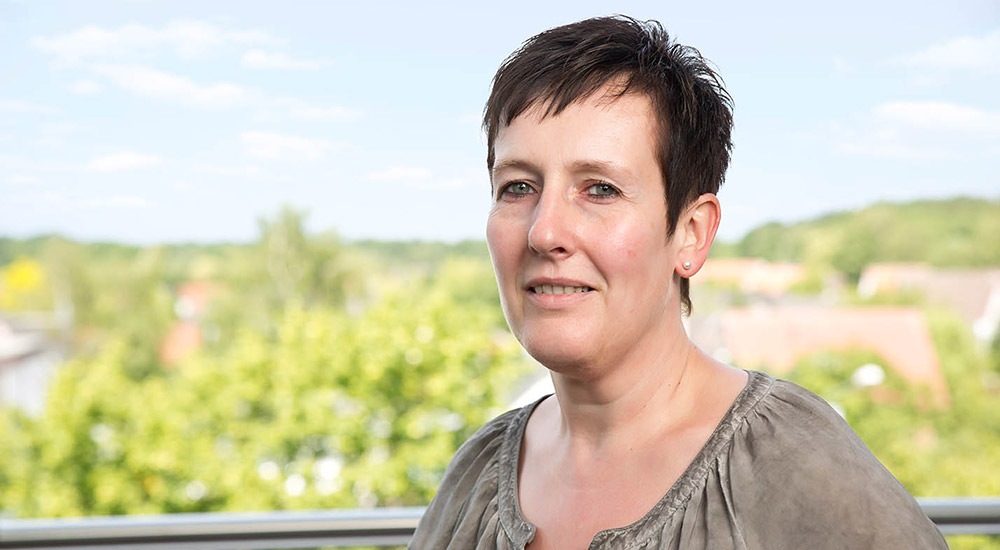 Ilona Grass, Finanzbuchhalterin